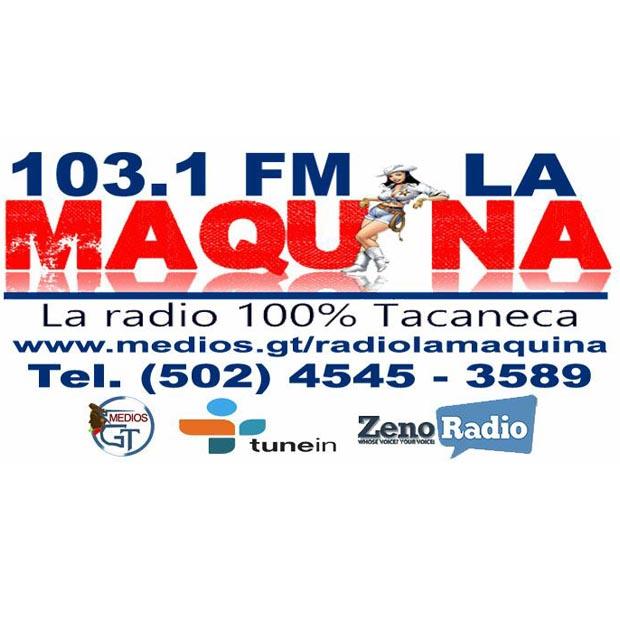 Logotipo de La Maquina