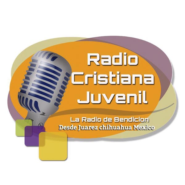 Logotipo de Radio Cristiana Juvenil