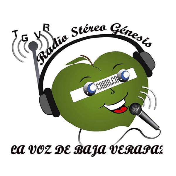 Logotipo de Stereo Genesis 97.1