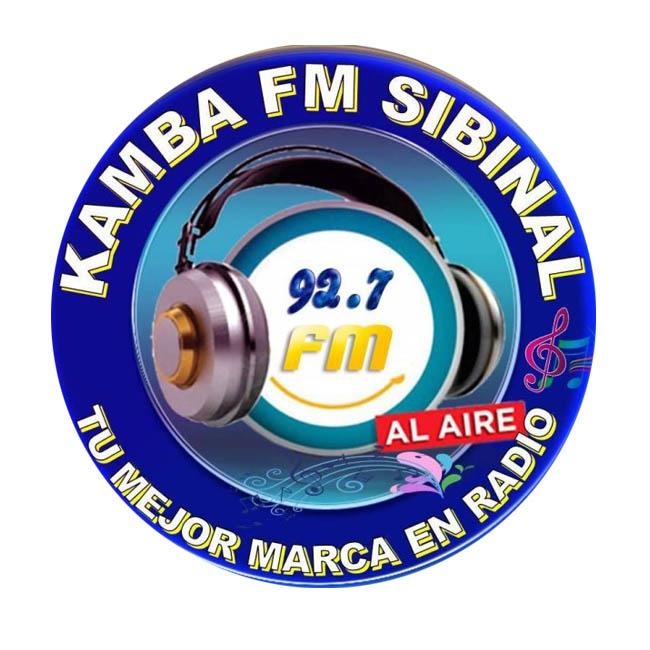 Logotipo de Kamba FM Sibinal