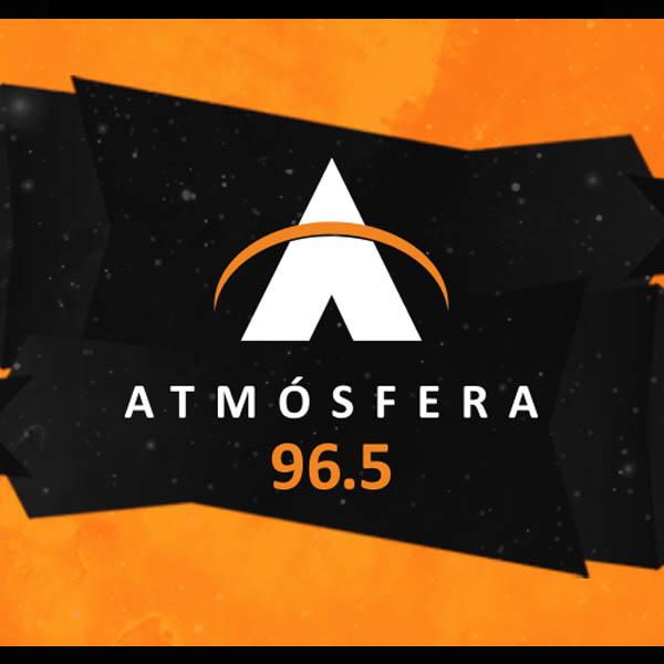 Logotipo de Atmosfera 96.5