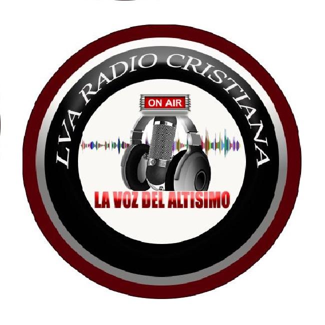 Logotipo de LVA Radio Cristiana