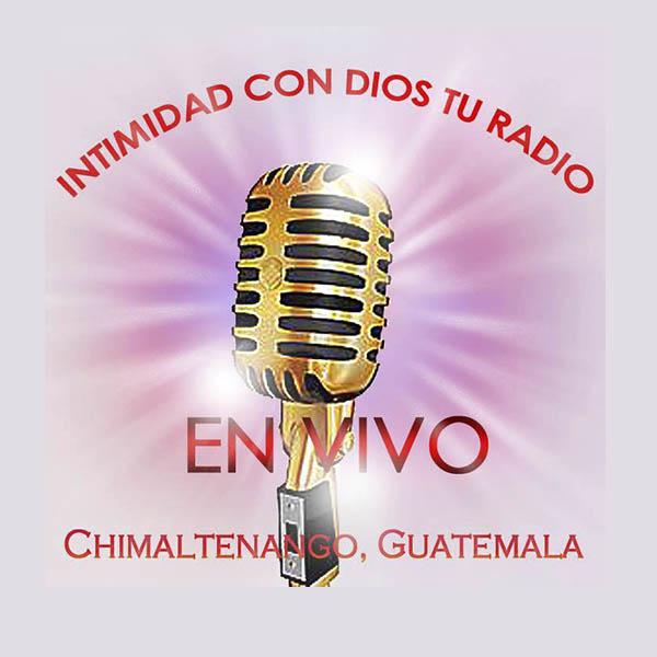 Logotipo de Intimidad con Dios tu radio