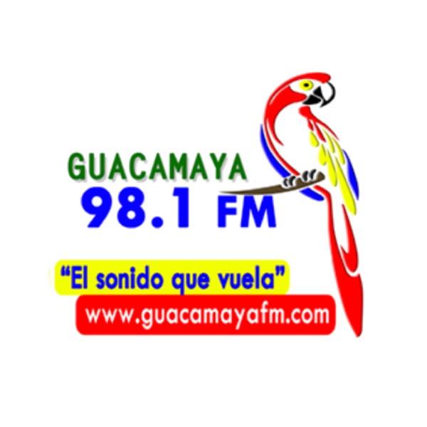 Logotipo de Guacamaya 98.1 FM