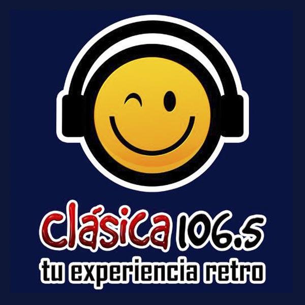 Logotipo de Clasica 106.5 RCN