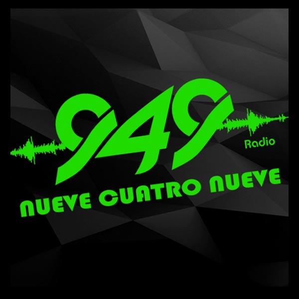Logotipo de 949 Radio Nueve cuatro nueve