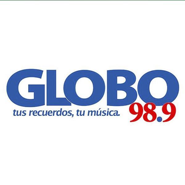 Logotipo de Globo 98.9 FM
