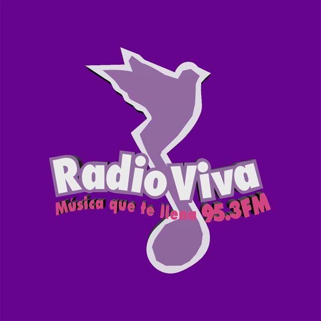 Logotipo de Viva 95.3 FM