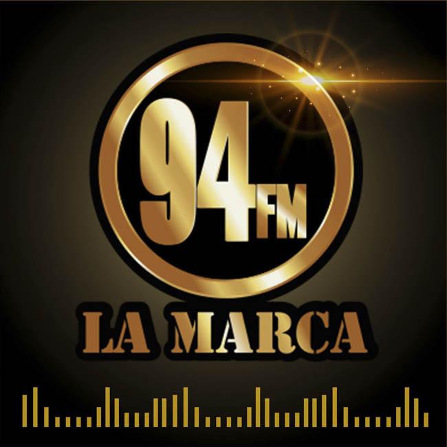 Logotipo de La Marca 94.1 FM