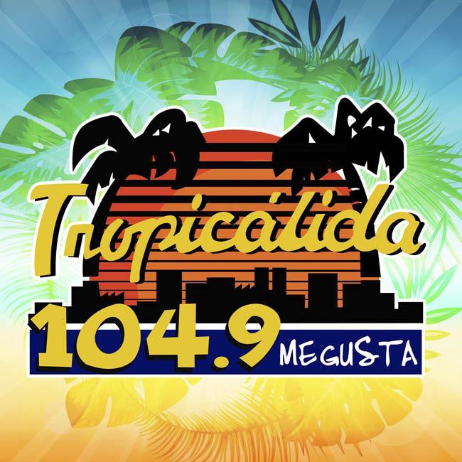 Logotipo de Tropicalida 104.9