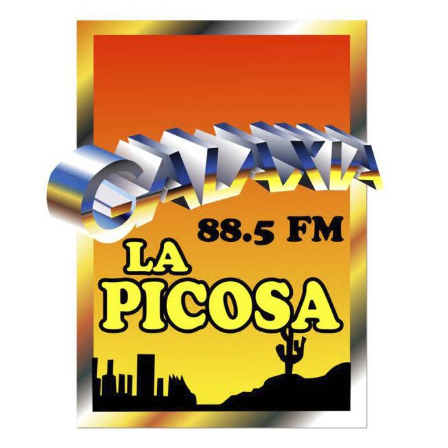 Logotipo de Galaxia 88.5 FM