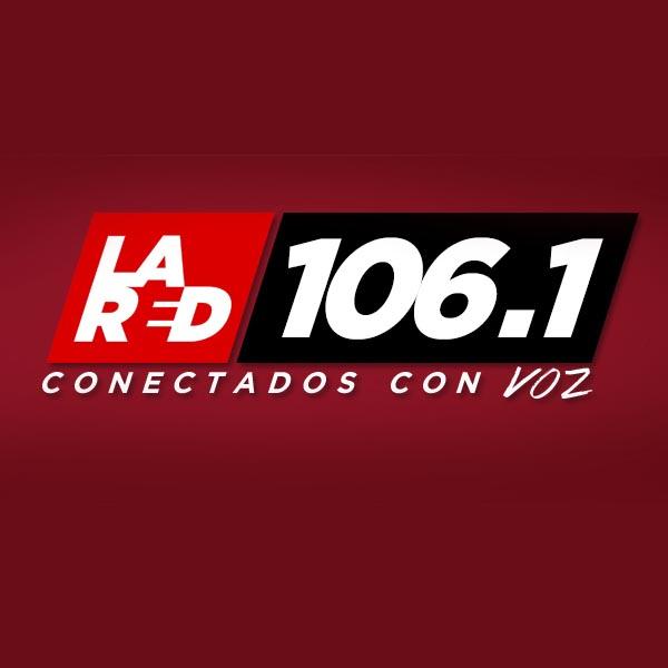 Logotipo de La red 106.1