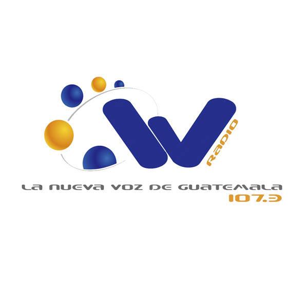 Logotipo de TGW 107.3