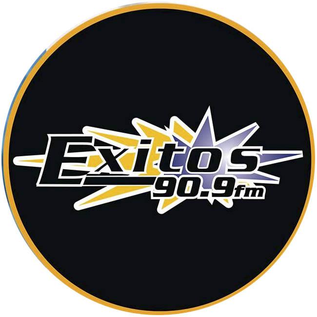Logotipo de Exitos 90.9 FM