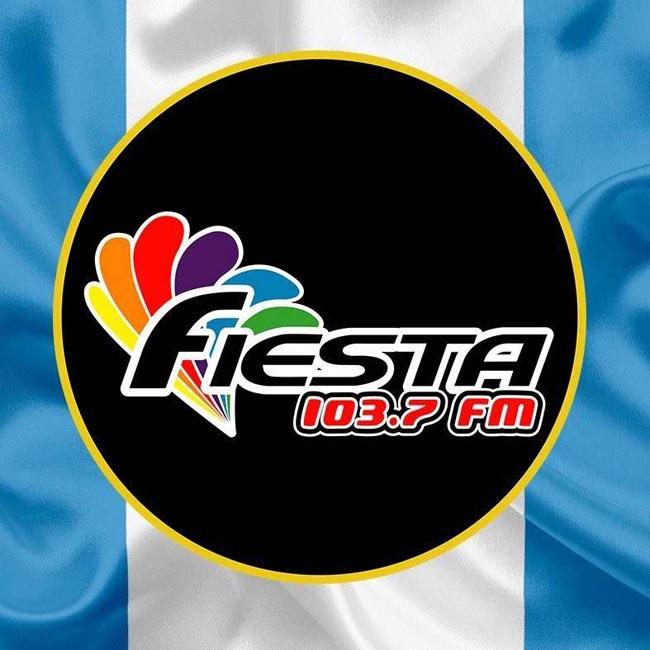 Logotipo de Fiesta 103.7