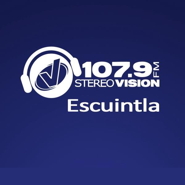 Logotipo de Stereo Vision 1079 FM