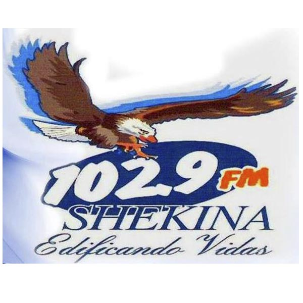 Logotipo de Radio Shekina 102.9 FM