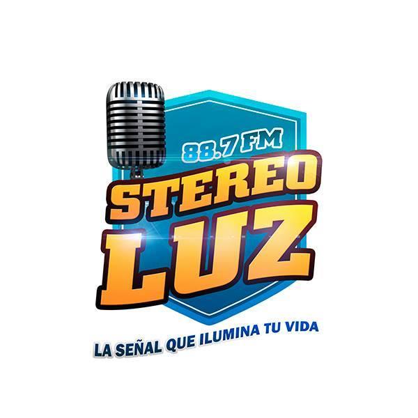 Logotipo de Stereo Luz 88.7 FM