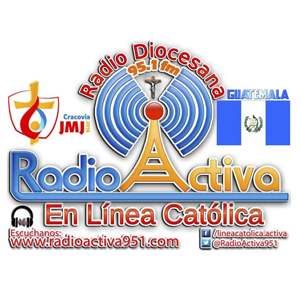 Logotipo de Activa 95.1 FM