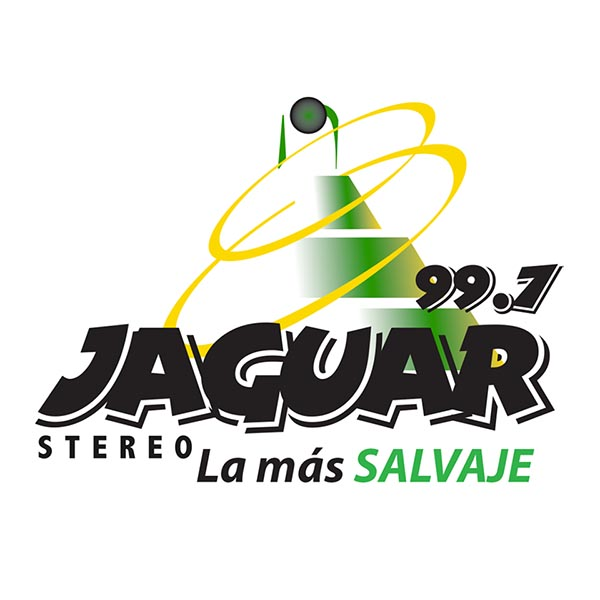 Logotipo de Jaguar Stereo 99.7
