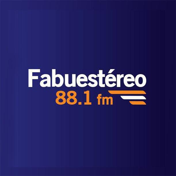 Logotipo de Fabuestereo 88.1 FM