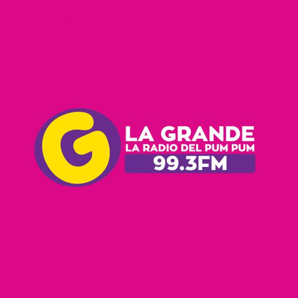 Logotipo de La Grande en Linea