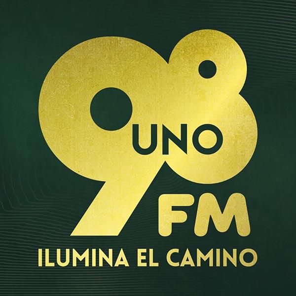 Logotipo de Ilumina FM 98.1 FM