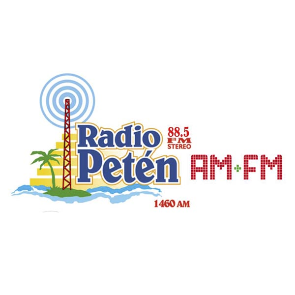 Logotipo de Peten 88.5