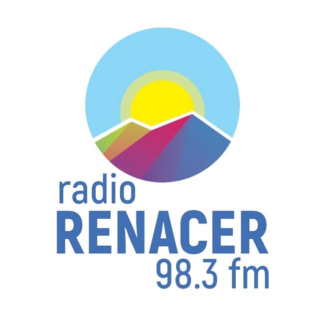Logotipo de Radio Renacer 98.3 FM