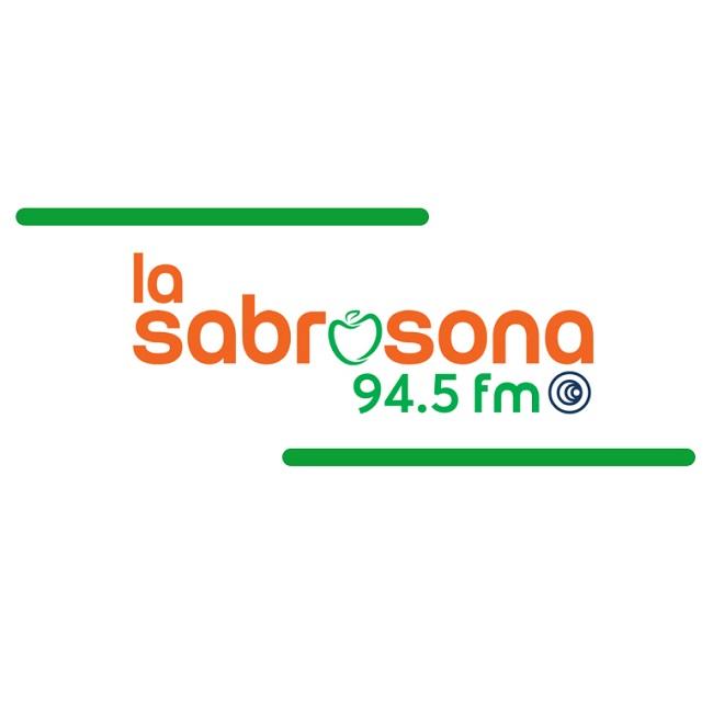 Logotipo de La Sabrosona 94.5 FM