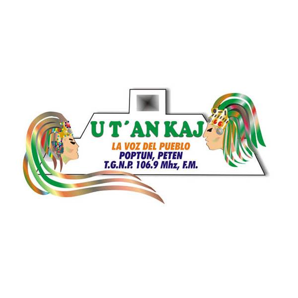 Logotipo de Utankaj 106.9