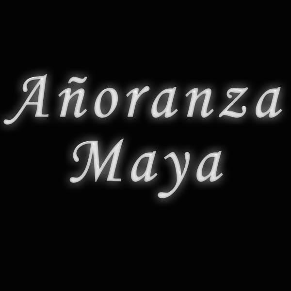 Logotipo de Añoranza Maya