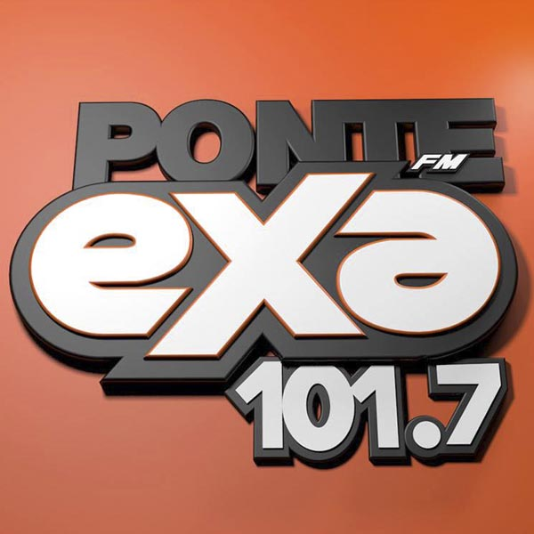 Logotipo de Exa FM 101.7 FM
