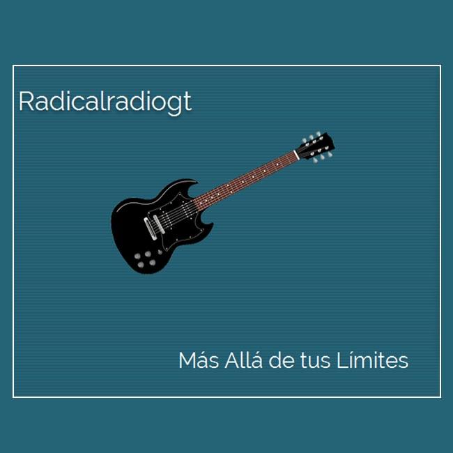 Logotipo de Radical RadioGt