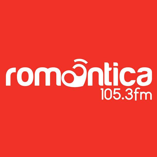 Logotipo de Romantica 105.3 FM