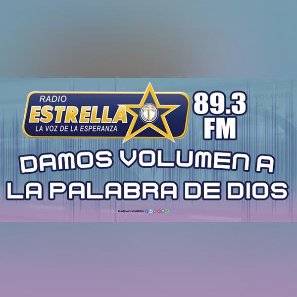Logotipo de Estrella 89.3 FM