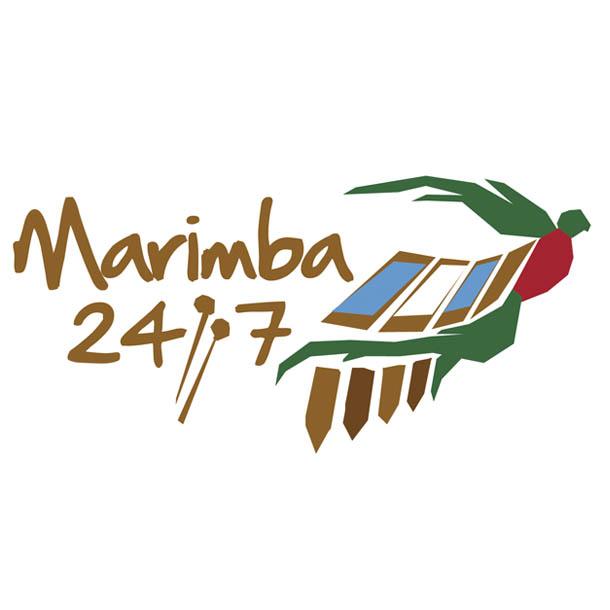 Logotipo de Marimba 24/7