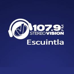 Logo Stereo Vision 107.9