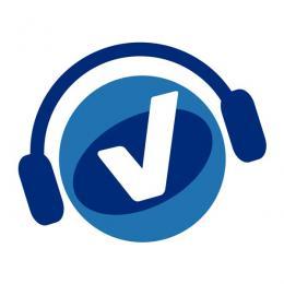 Logo Stereo Vision 104.1 FM