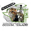 Logo Stereo Vision 92.5 - Naranjo