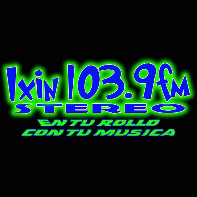 Logotipo de Radio Ixin Stereo 103.9