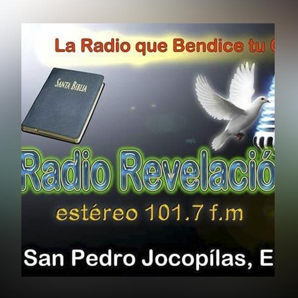 Logotipo de Revelacion 101.7