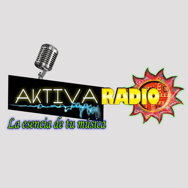 Logotipo de Aktiva Radio