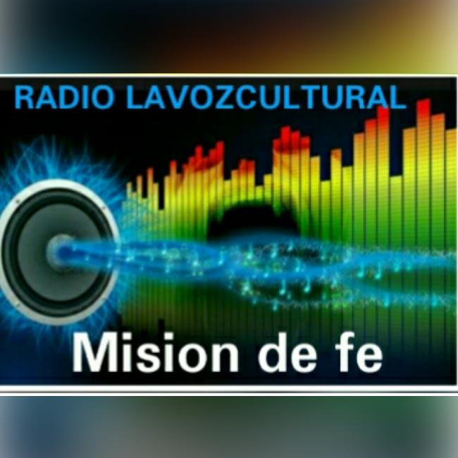 Logotipo de La voz Cultural Mision de Fe