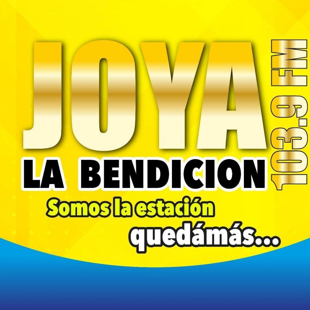 Logotipo de Joya 103.9 La bendicion