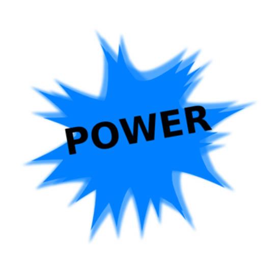 Logotipo de Power