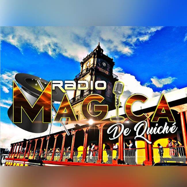 Logotipo de Mágica de Quiché