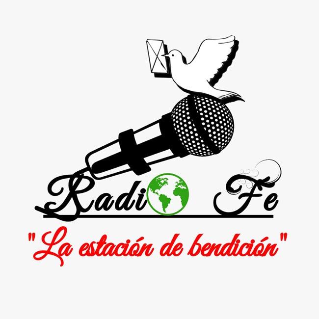 Logotipo de Radio Fe