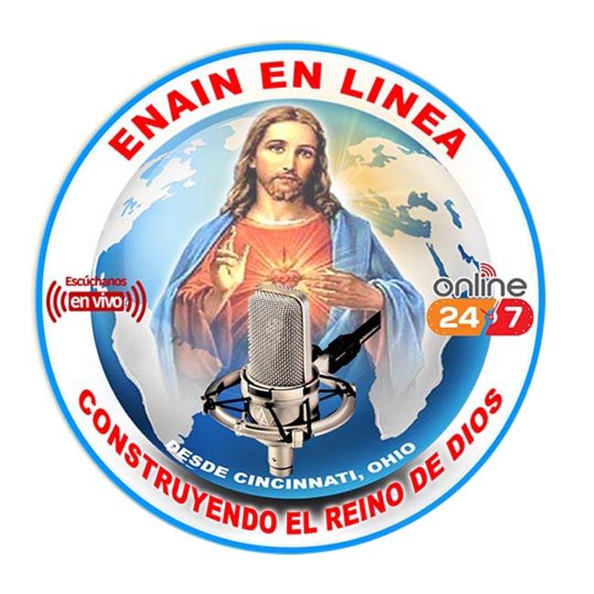Logotipo de Radio Católica Cincinnati