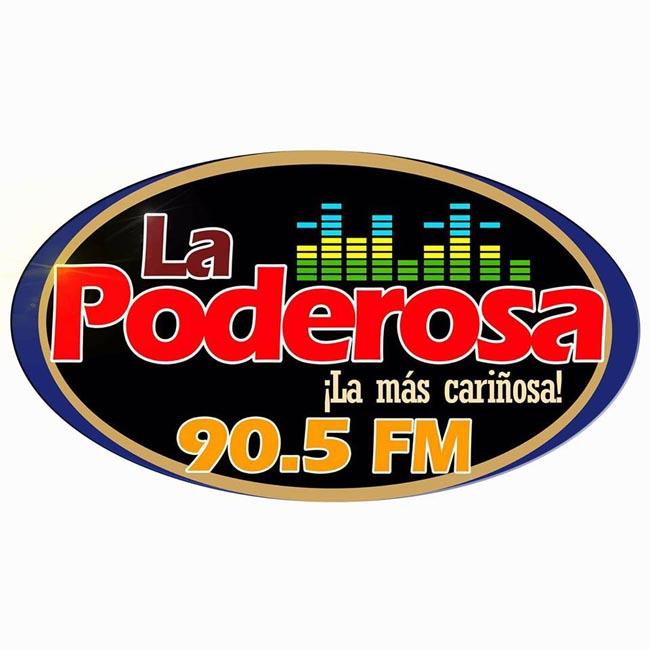 Logotipo de La Poderosa Occidente